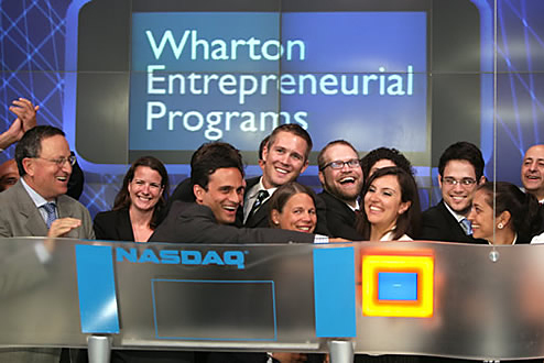 The MBA Gods Smiled Twice in 2 Days: Invited to Interview at Wharton