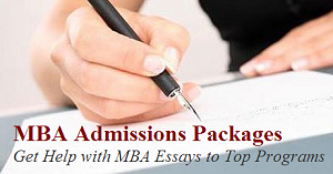 MBA Admissions Consulting